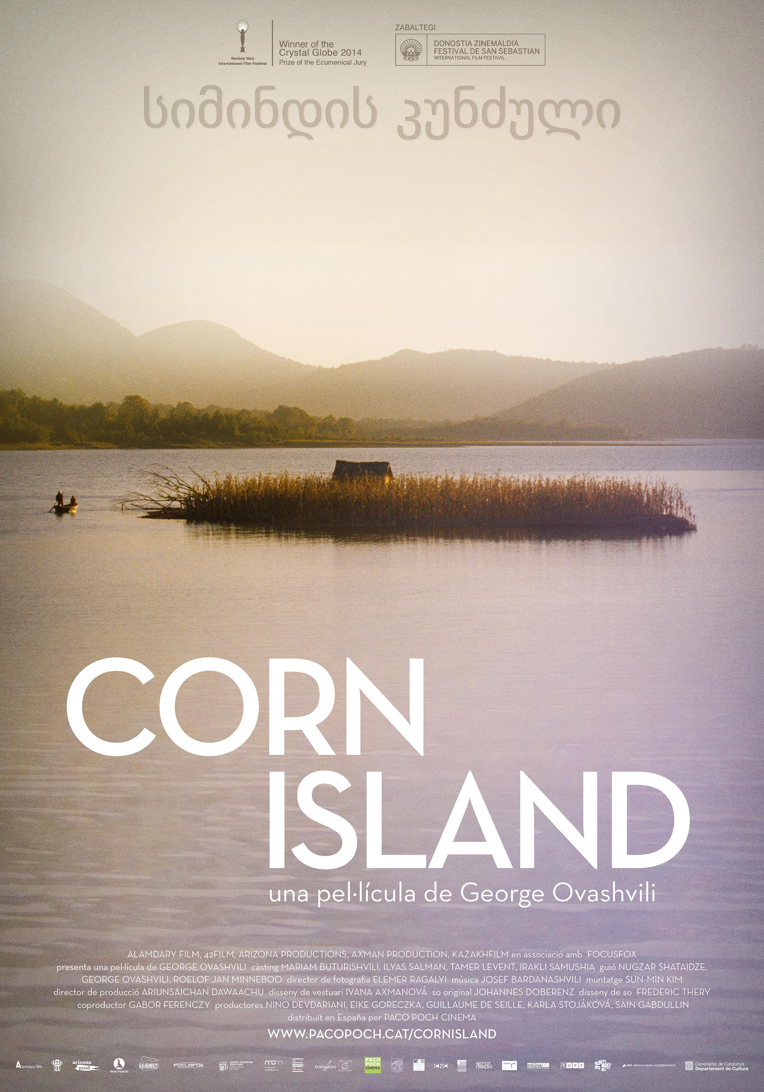Corn island (George Ovashvili, 2014)
